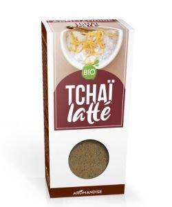 Tchai latte