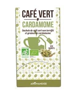 Café Vert - Cardamome