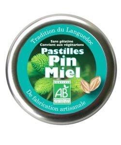 Pastilles Pin-Miel BIO, 45g