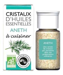 Cristaux d'Huiles Essentielles - Aneth BIO, 10g