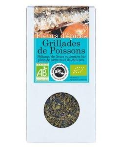 Fleurs d'épices - Grillades de poissons
