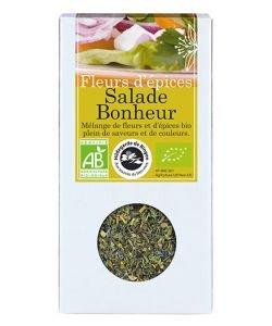 Fleurs d'épices - Salade bonheur