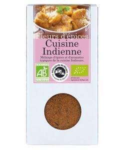 Fleurs d'épices - Cuisine indienne BIO, 38g