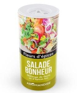 Fleurs d'épices - Salade bonheur BIO, 20g