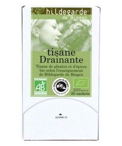Tisane Drainante BIO, 20sachets