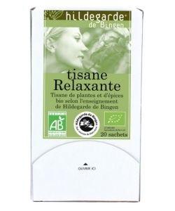Tisane relaxante BIO, 20sachets