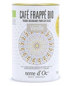 Café frappé vanille BIO, 125g