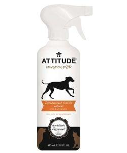 Désodorisant textile naturel pour animaux, 475ml