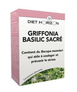 Griffonia - Basilic sacré, 60comprimés