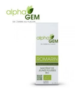 Romarin (Rosmarinus officinalis) bourgeon BIO, 50ml