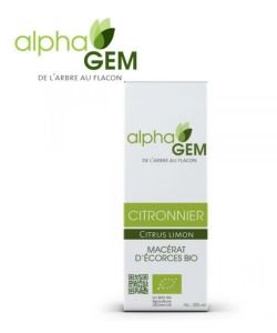 Citronnier (Citrus limon) BIO, 50 ml