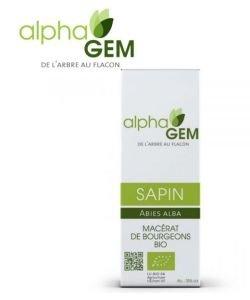 Sapin ( Abies alba) bourgeon BIO, 50ml