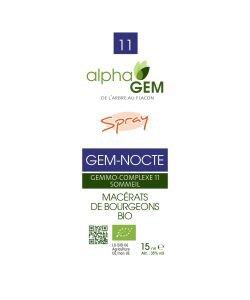 GEM-NOCTE Spray BIO, 15ml