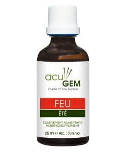 Element FEU - ACUGEM gemmothérapie