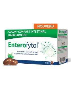 Enterofytol - Confort intestinal BIO, 60capsules