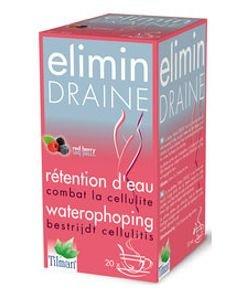 Infusion Elimin Draine (rétention d'eau & cellulite), 20sachets