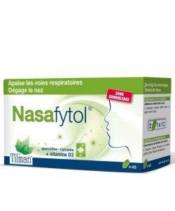 Nasafytol - Bien-être respiratoire, 45capsules