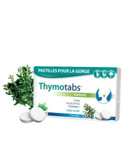 Thymotabs - Nature, 24pastilles