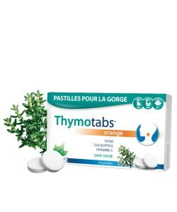 Thymotabs - Orange, 24pastilles