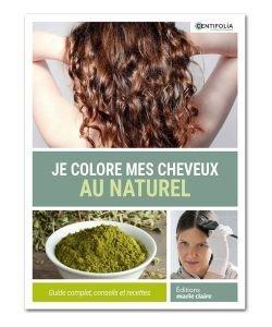 Je colore mes cheveux au naturel, Edition Marie-Claire, pièce