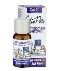 L'activité nocturne - Cat 54 Globuli BIO, 20g