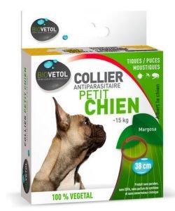 Collier insectifuge PETIT CHIEN, 1pièce