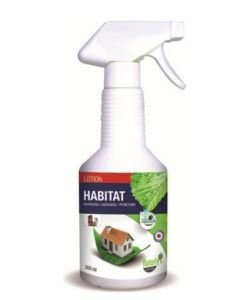 Lotion Habitat - Environnement