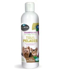 Shampooing Tous pelages - Chiens et Chats, 240ml