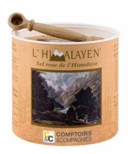 Boite de sel rose de l'Himalaya, 250g