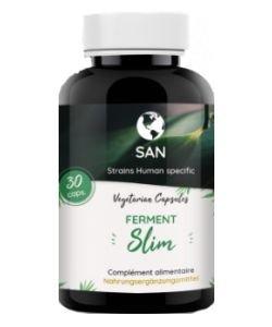 Ferments Probiotiques Slim, 30gélules