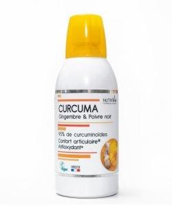 Curcuma, Gingembre & Poivre noir, 500ml