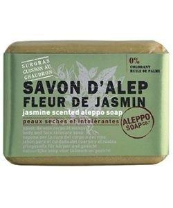 Savon d'Alep Fleur de Jasmin, 100g