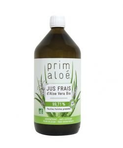 Aloe vera - Pure juice to drink BIO, 1L