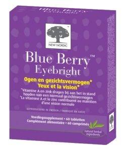 Blue Berry Eyebright, 60comprimés