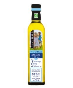 Oil Child - Growth 3 to 9 years - Best before 07/2019 BIO, 250 ml