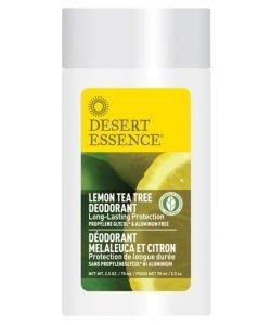 Stick déodorant Arbre à thé & Citron