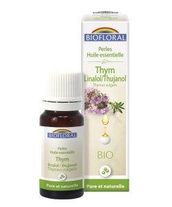 Perles essentielles Thym à Linalol - Thujanol BIO, 20ml