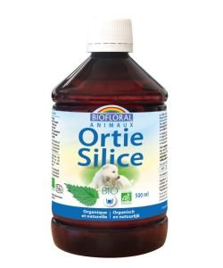 Ortie-Silice pour Animaux BIO, 500 ml