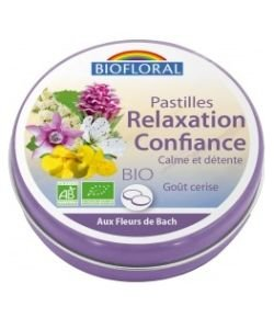 Pastilles Relaxation Confiance BIO, 50g