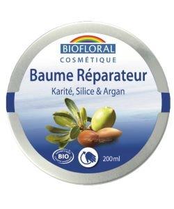Baume réparateur (karité, silice & argan) BIO, 200ml
