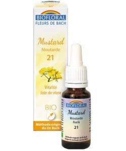 Moutarde - Mustard (n°21) BIO, 20ml