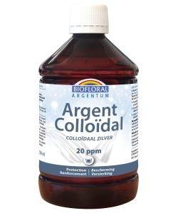 Argent Colloïdal (20 ppm), 500ml