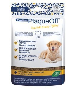 PlaqueOff Dental Croq' - Chiens, 150g