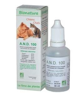 A.N.D. 100 Défenses naturelles