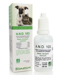 A.N.D. 103 Stress BIO, 30ml