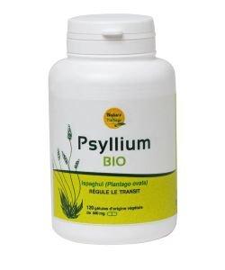 Psyllium en gélules BIO, 120gélules