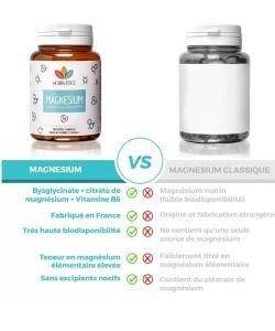 Magnésium, 90gélules