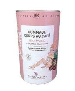 Gommage Corps au café Gourmand BIO, 200g