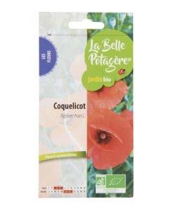 Coquelicot sauvage BIO, 0,5g