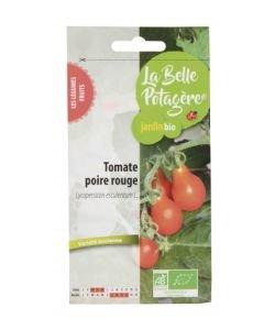 Tomate cerise poire rouge BIO, 0,15g